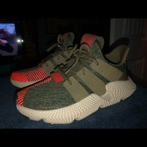 Adidas Prophere Trace Olive/ Solar red